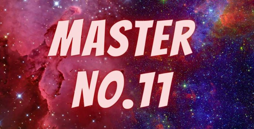 [Numerology] Life Path For Master Number 11