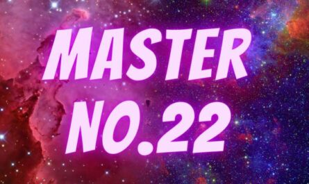 Numerology Life Path For Master Number 22