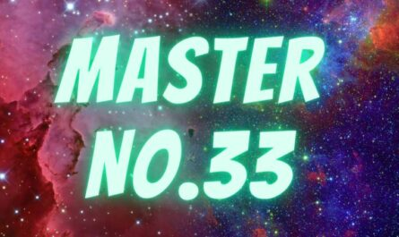 Numerology Life Path For Master Number 33