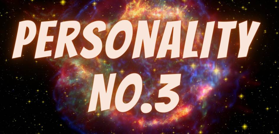 Numerology Life Path For Personality Angel Number 3