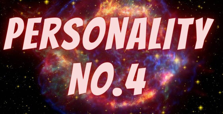 [Numerology] Life Path For Personality Number 4