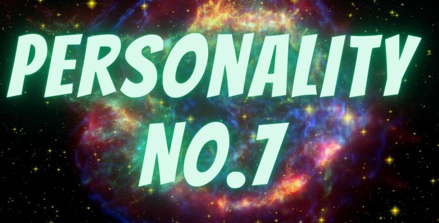 [Numerology] Life Path For Personality Number 7